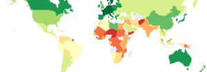 Global Peace indices